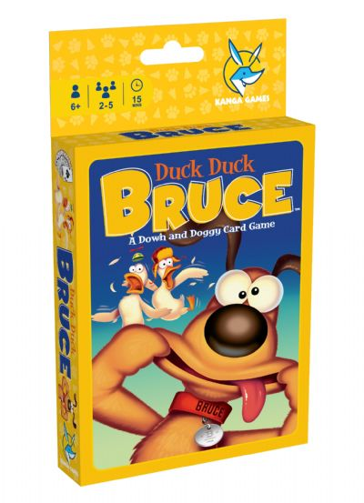 Duck Duck Bruce Game