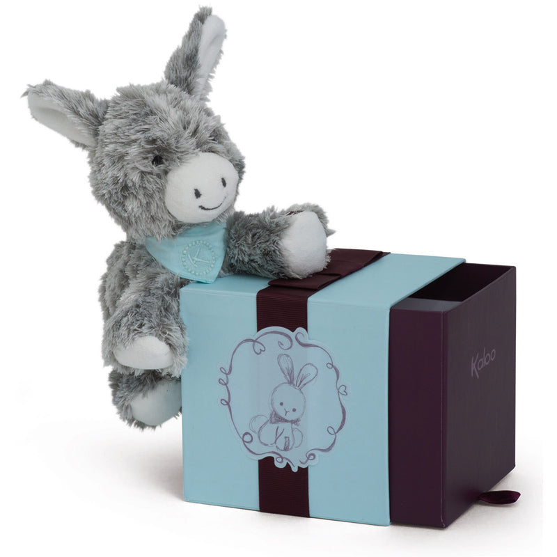 Kaloo Les Amis Donkey 25cm and box