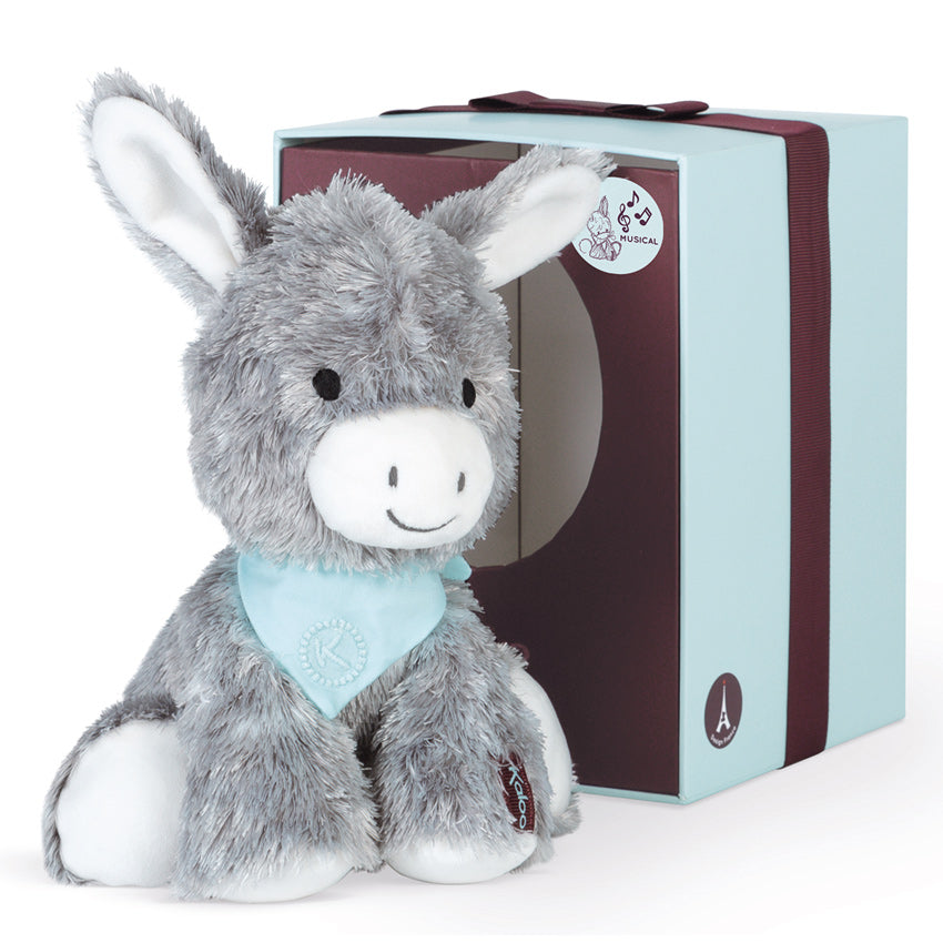 Kaloo Les Amis Musical Donkey and box