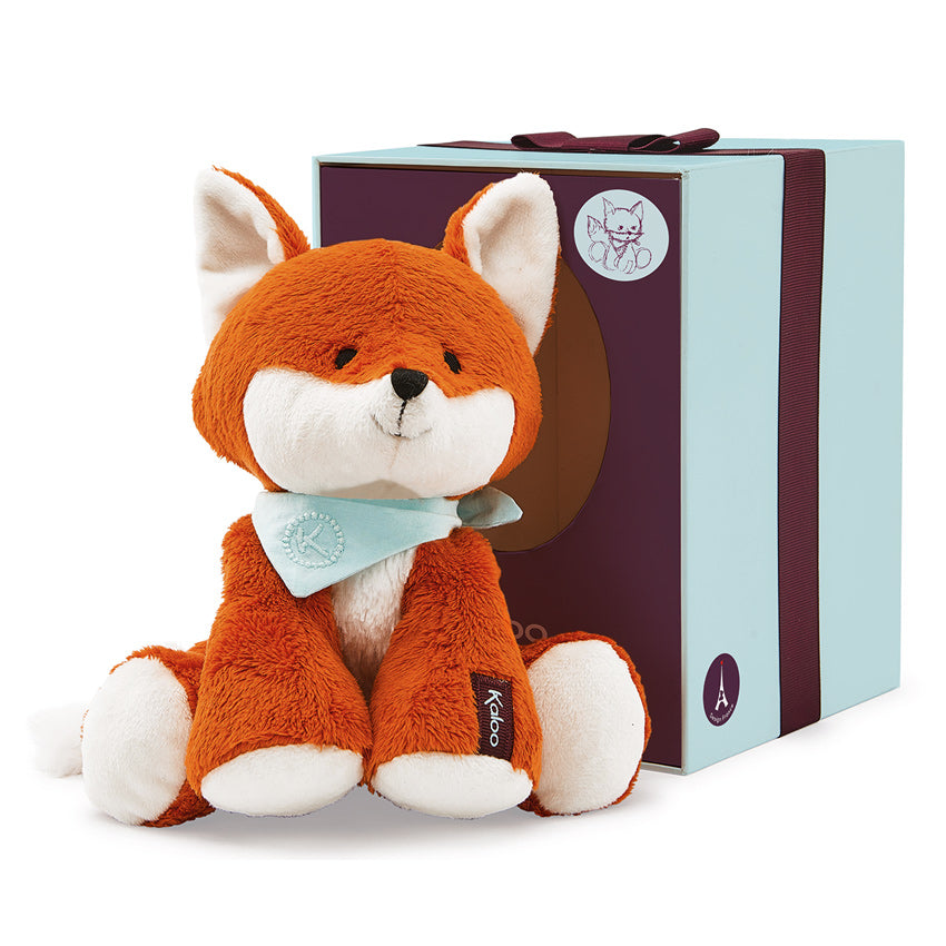 Kaloo Les Amis Fox 25cm and box