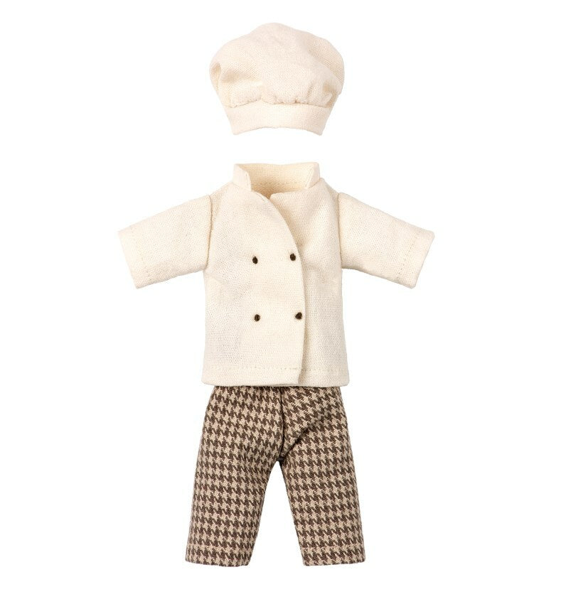 Maileg Mouse Chefs Outfit