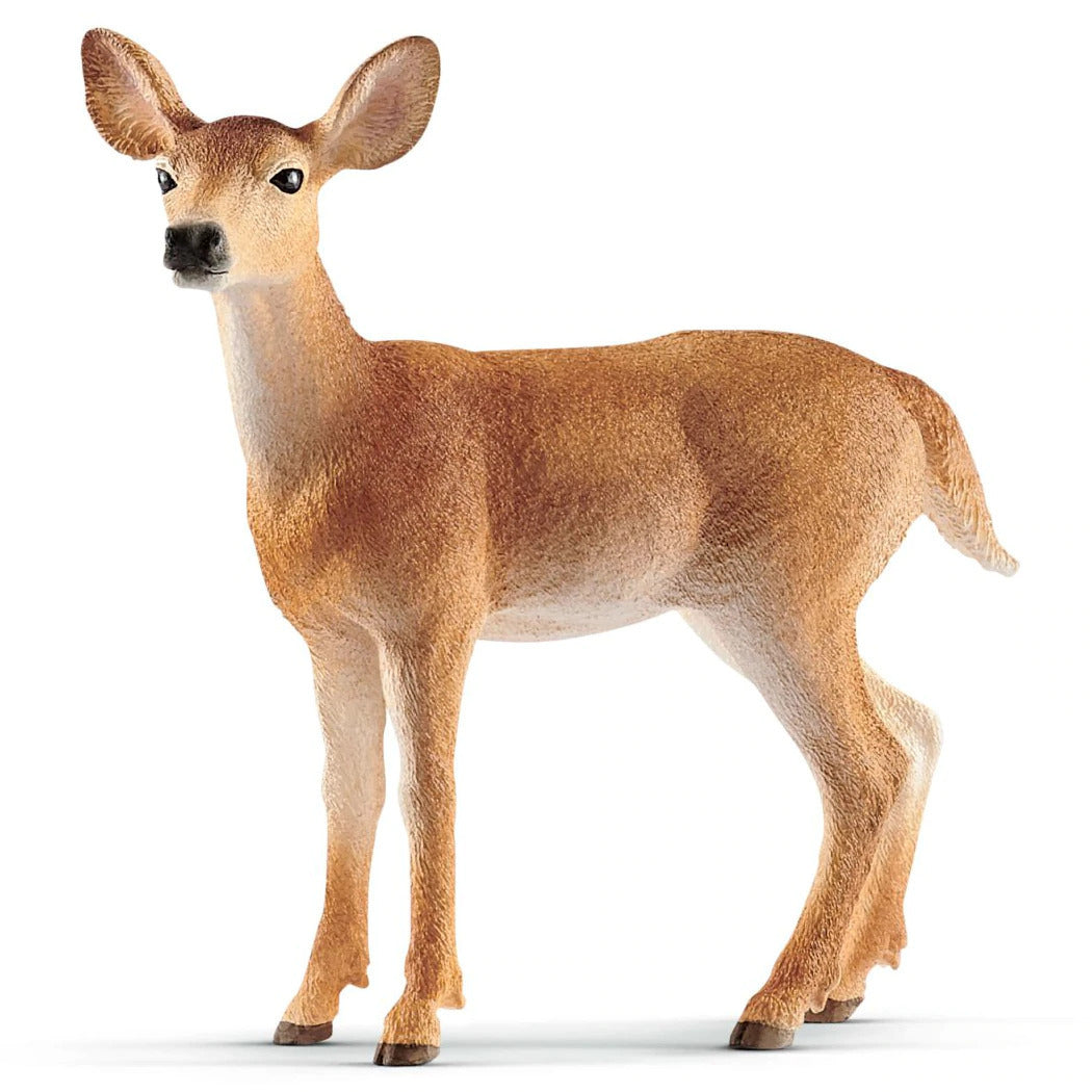 Schleich White Tailed Doe 14819
