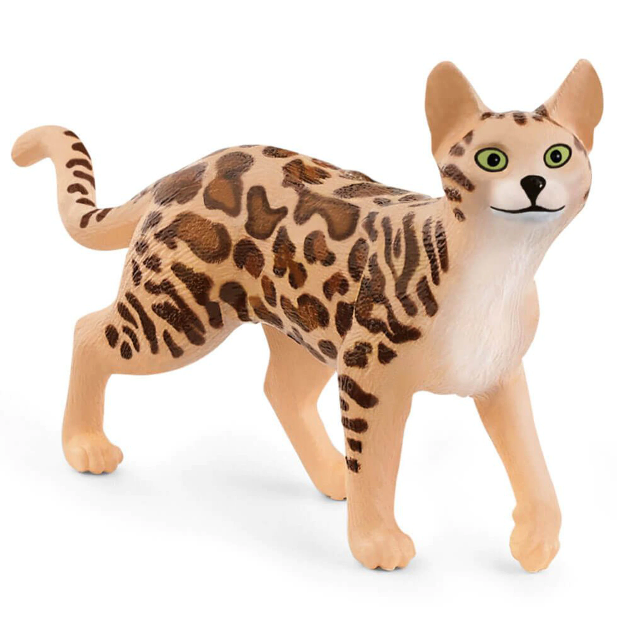Schleich Bengal Cat toy at Little Sprout Toy Shop