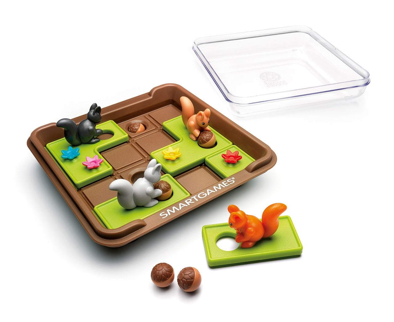 Smart Games Squirrels Go Nuts box