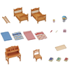 Sylvanian Families 5338 Childrens Bedroom Set contents