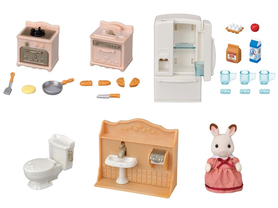 Sylvanian Families 5449 Playful Furniture Set Boxed set