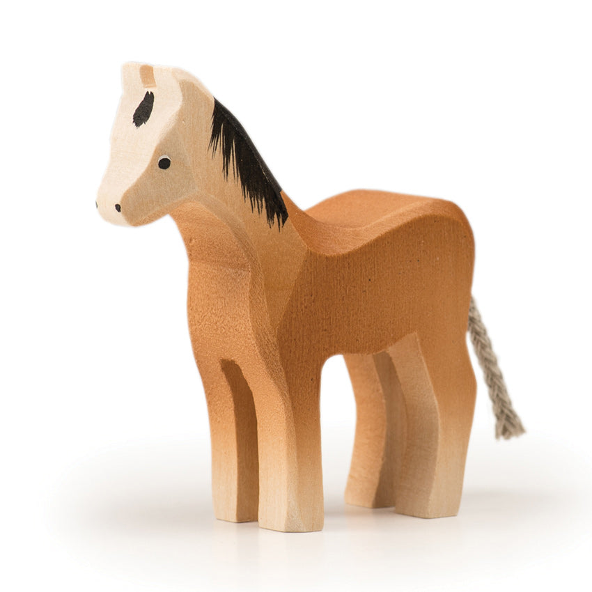 Trauffer Wooden Small Horse