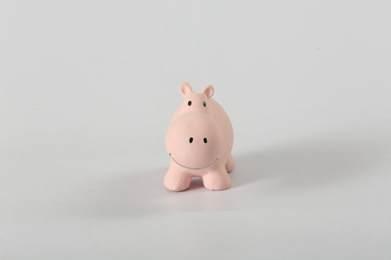 Tikiri Hippo Baby Toy at Little Sprout