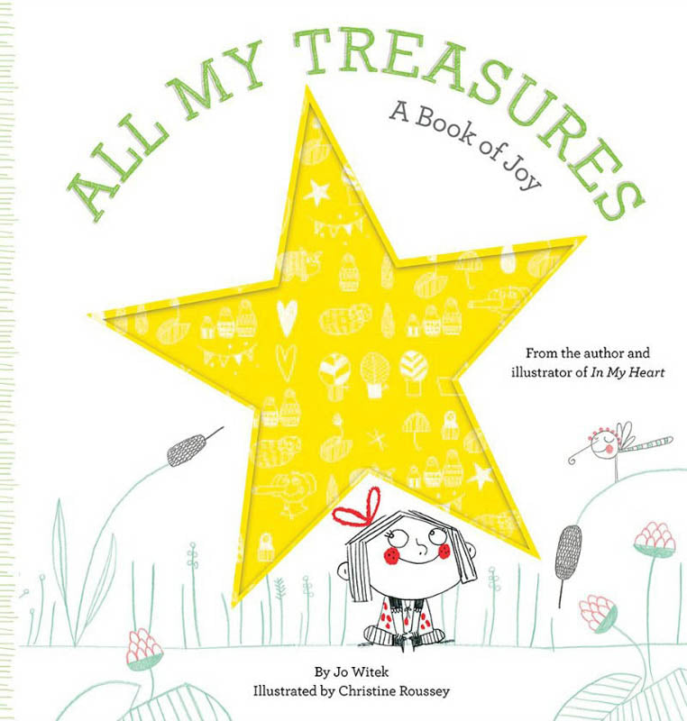 All My Treasures A Book of Joy book