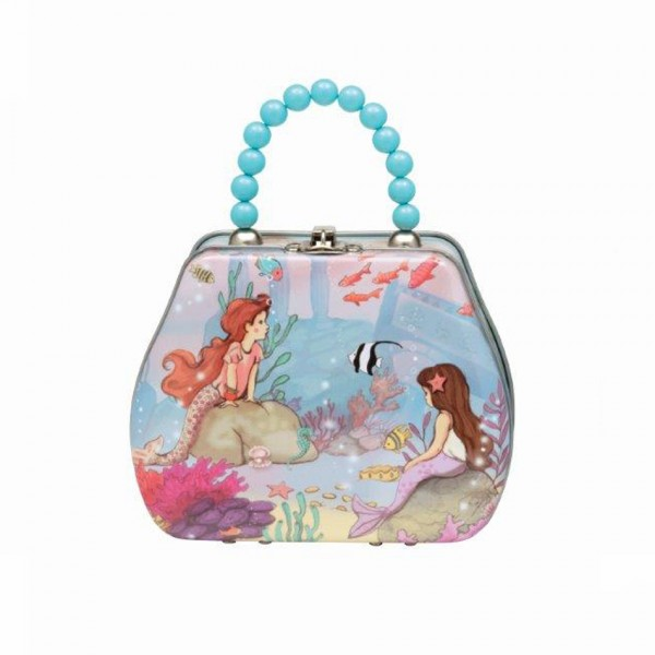 Belle and Boo tin mermaid bag at Little Sprout