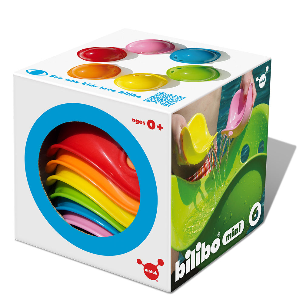 Bilibo Mini Set of 6 Boxed