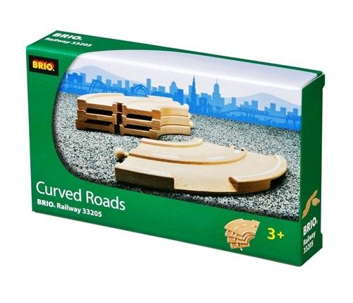 Brio 33205 Road Curve set