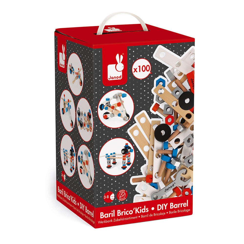 DIY Bricolo 100 Piece Set