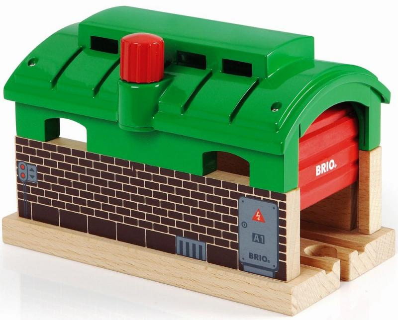 Brio Train Garage 33574 box at Little Sprout