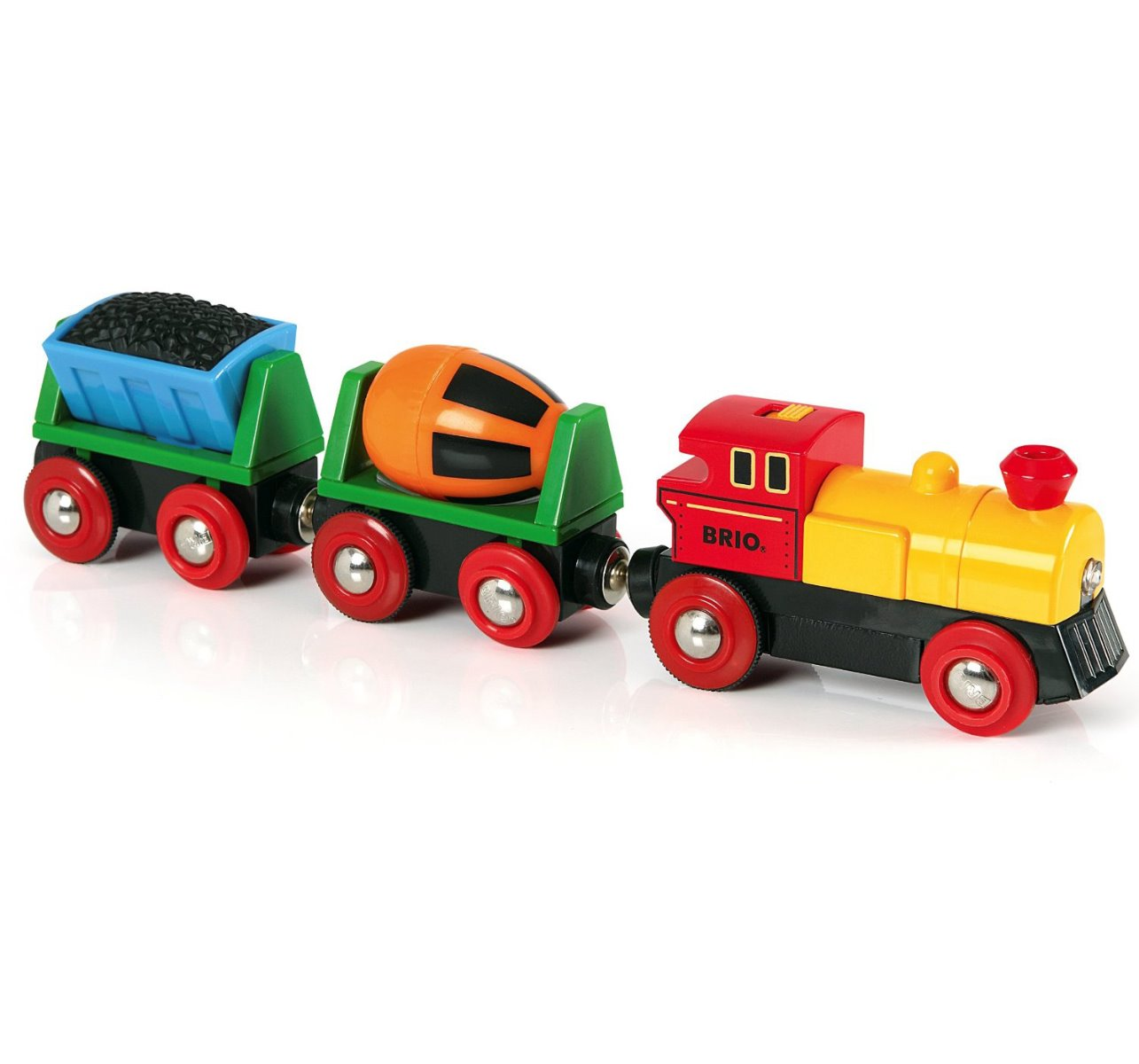 Brio 33319 - Battery Operated Action Train