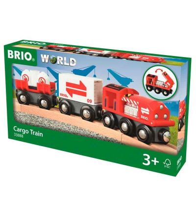 Brio Cargo Train 33888 in box