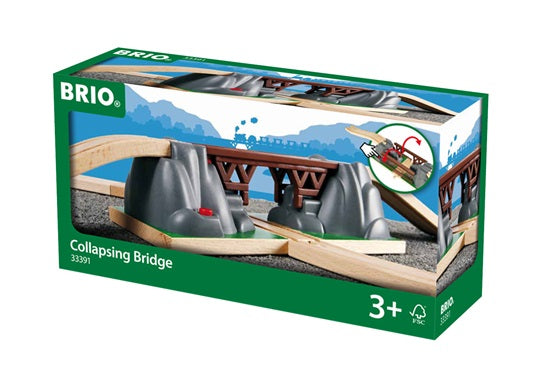 Brio 33391 - Collapsing Bridge
