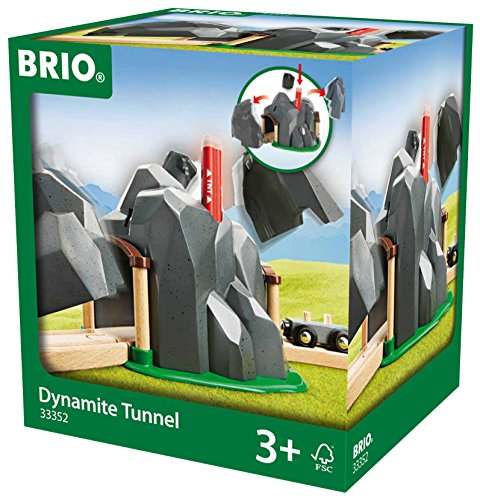 Brio 33352 - Dynamite Train Tunnel