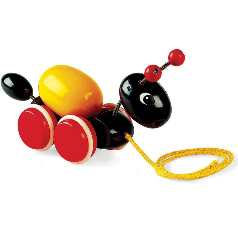 Brio 30367 - Pull Along Ant With Egg