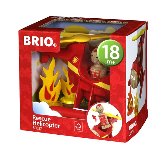 Brio 30337 - Rescue Helicopter
