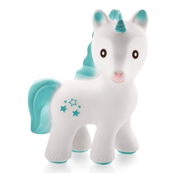 Caaocho Mira Unicorn Natural Rubber Teething Toy