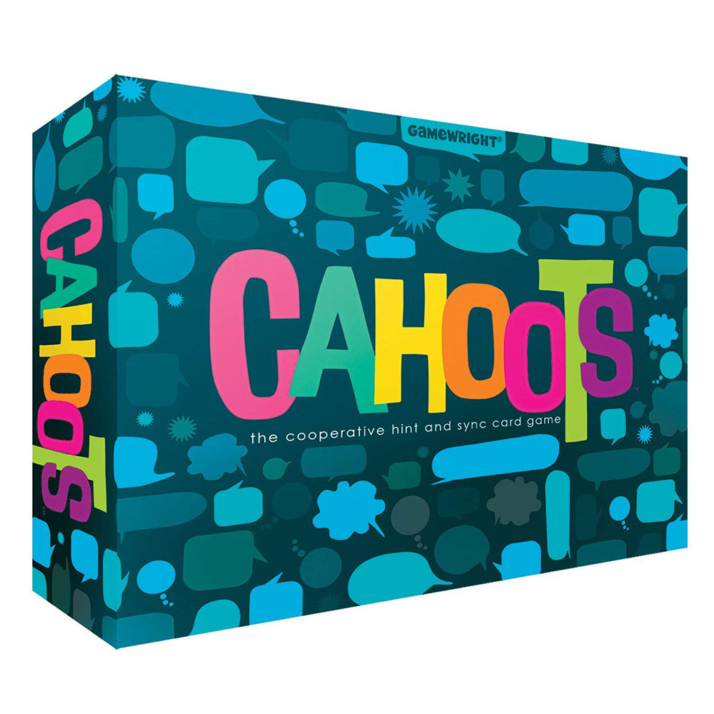 Gamewright Cahoots card game