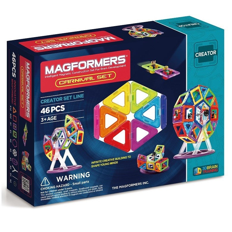 Magformers - Carnival Set 46pc