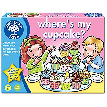 Orchard Toys - Wheres My Cupcake