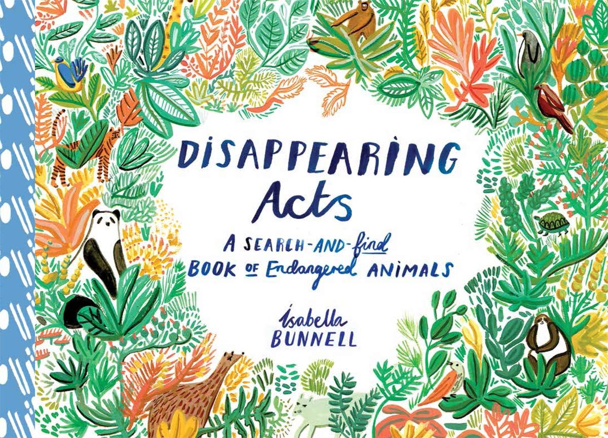 Disappearing Acts Book