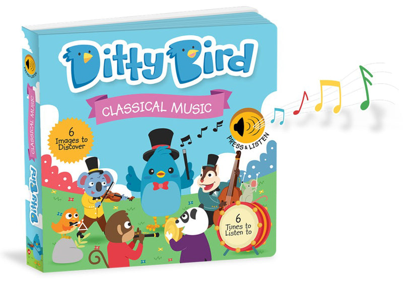 Ditty Bird Books Classical Music