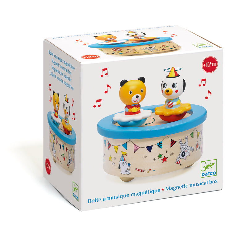 Djeco Melody Box for kids