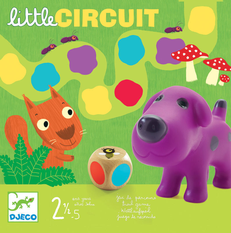 Djeco Little Circuit Game at Little Sprout