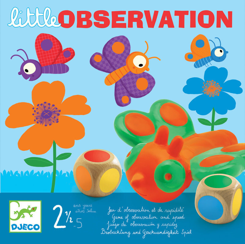 Djeco Little Observation Game at Little Sprout