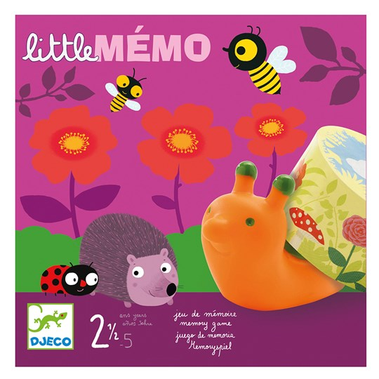Djeco Little Memo game at Little Sprout