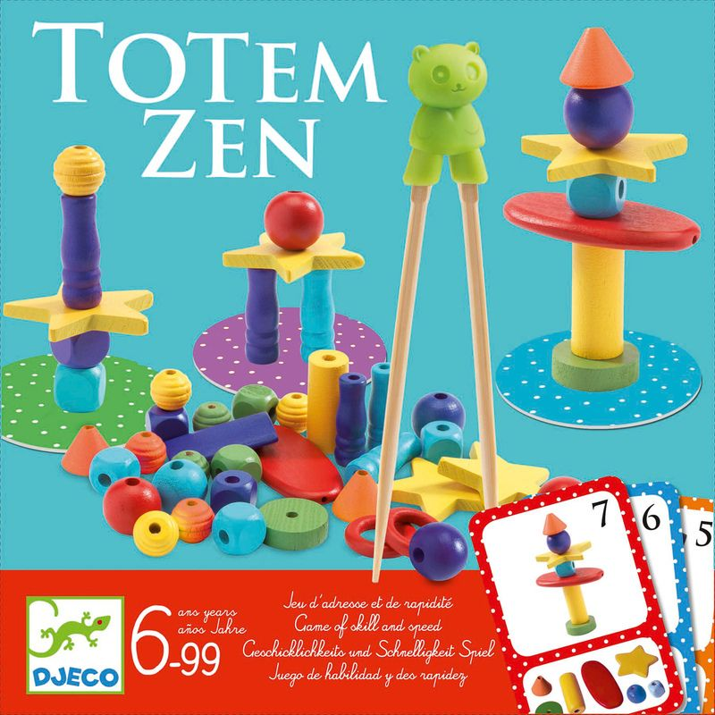 Djeco Totem Zen Game at Little Sprout