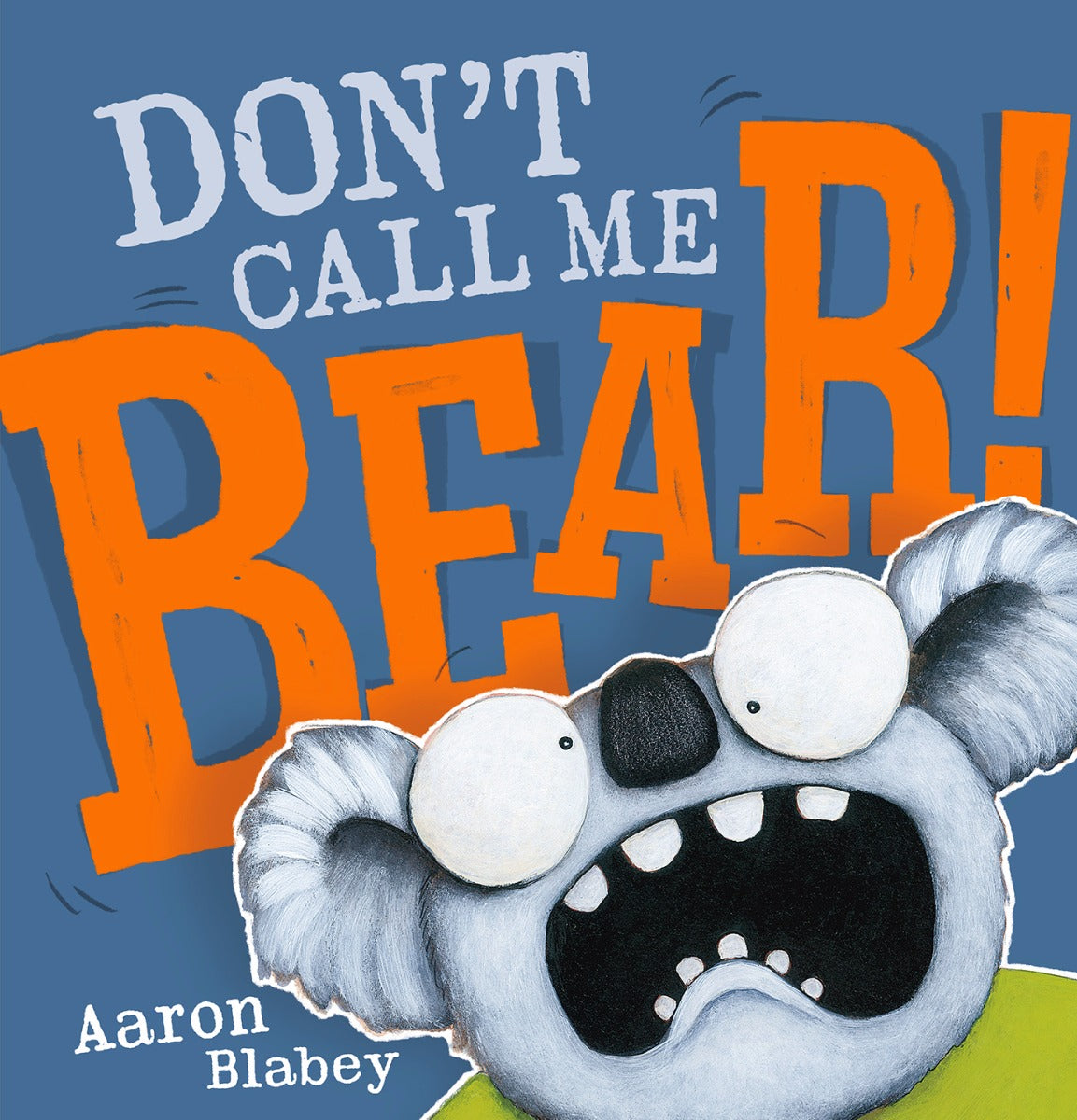 Don't Call Me Bear! is a hilarious book by Aaron Blabey. Available at Little Sprout now!