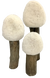 Papoose Earth Trees Winter set of 3