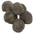 Papoose Felt Half Rocks set of 6 at Little Sprout