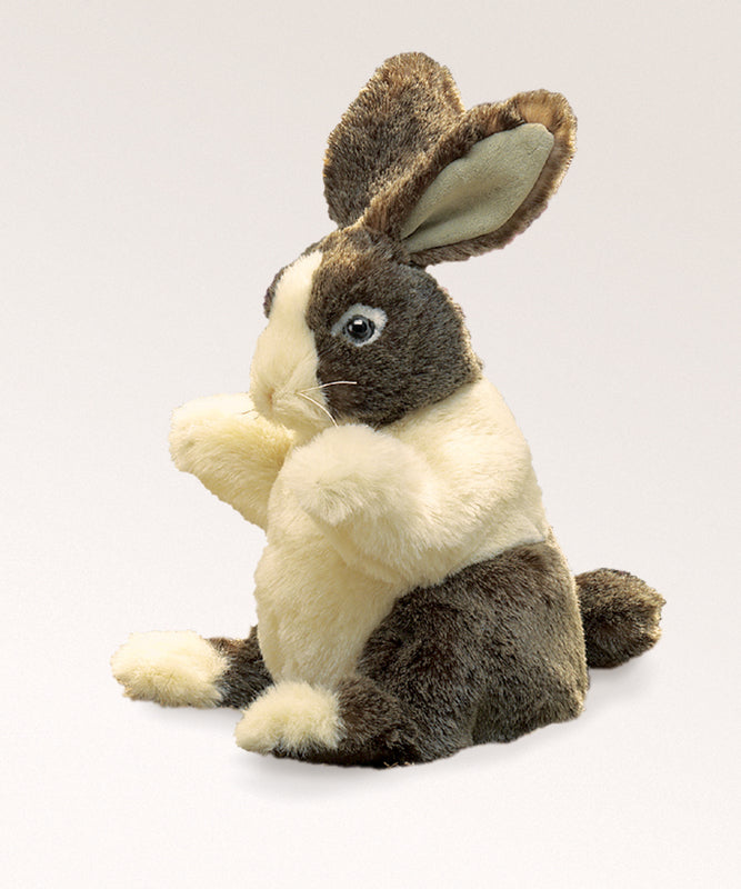Folkmanis - Baby Dutch Rabbit Puppet