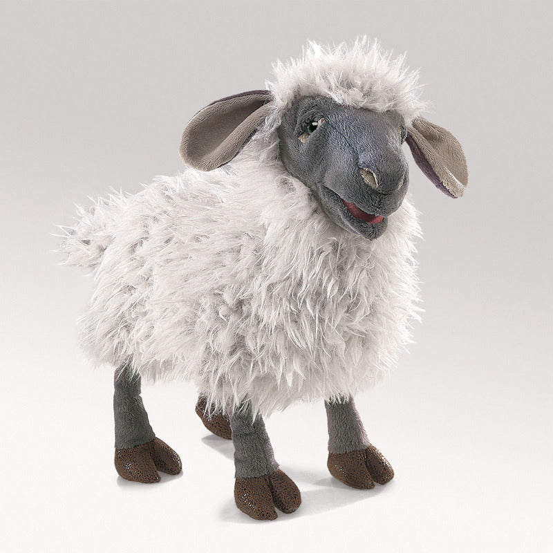 Folkmanis - Bleating Sheep Puppet