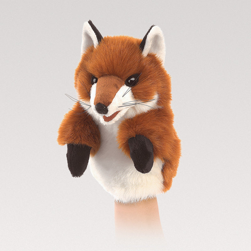 Folkmanis - Little Fox Puppet