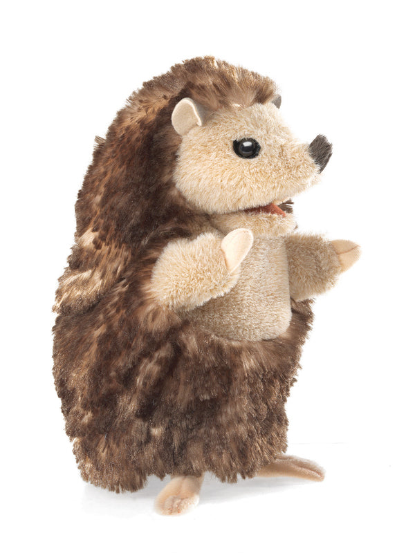 Folkmanis - Baby Hedgehog Puppet