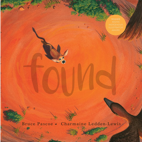 Found - Bruce Pascoe and Charmaine Ledden-Lewis HB
