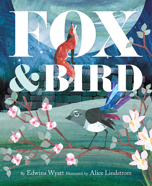 Fox and Bird Book by Edwina Wyatt