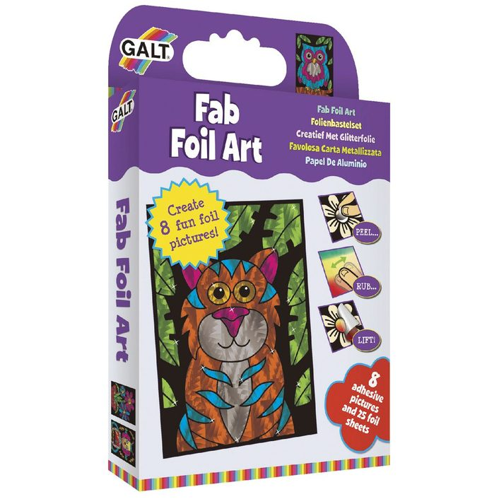 Galt Fab Foil Art in box