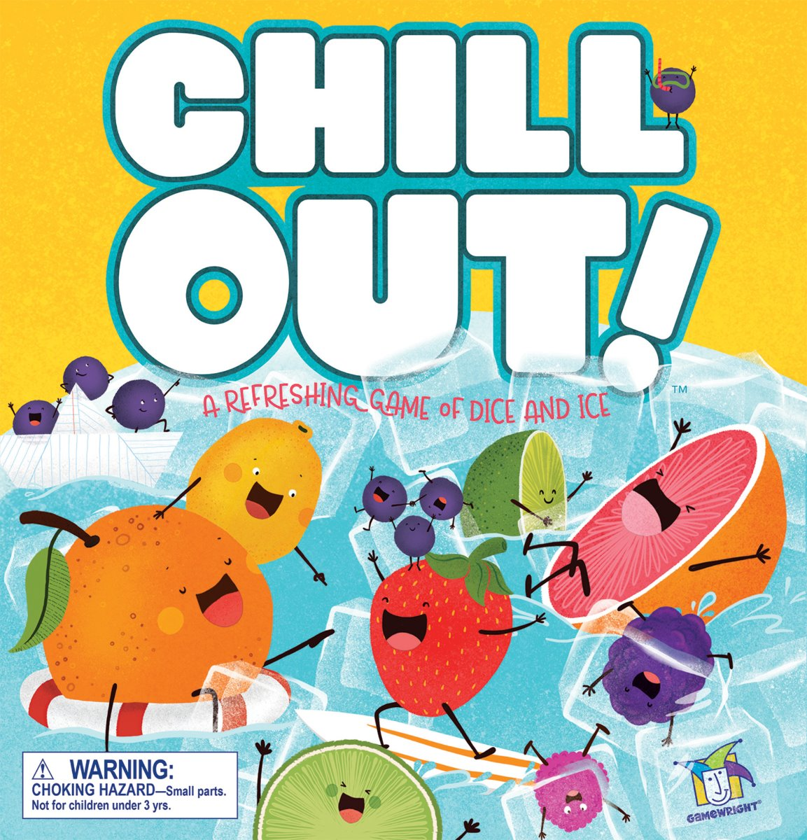 Gamewright Chill Out game