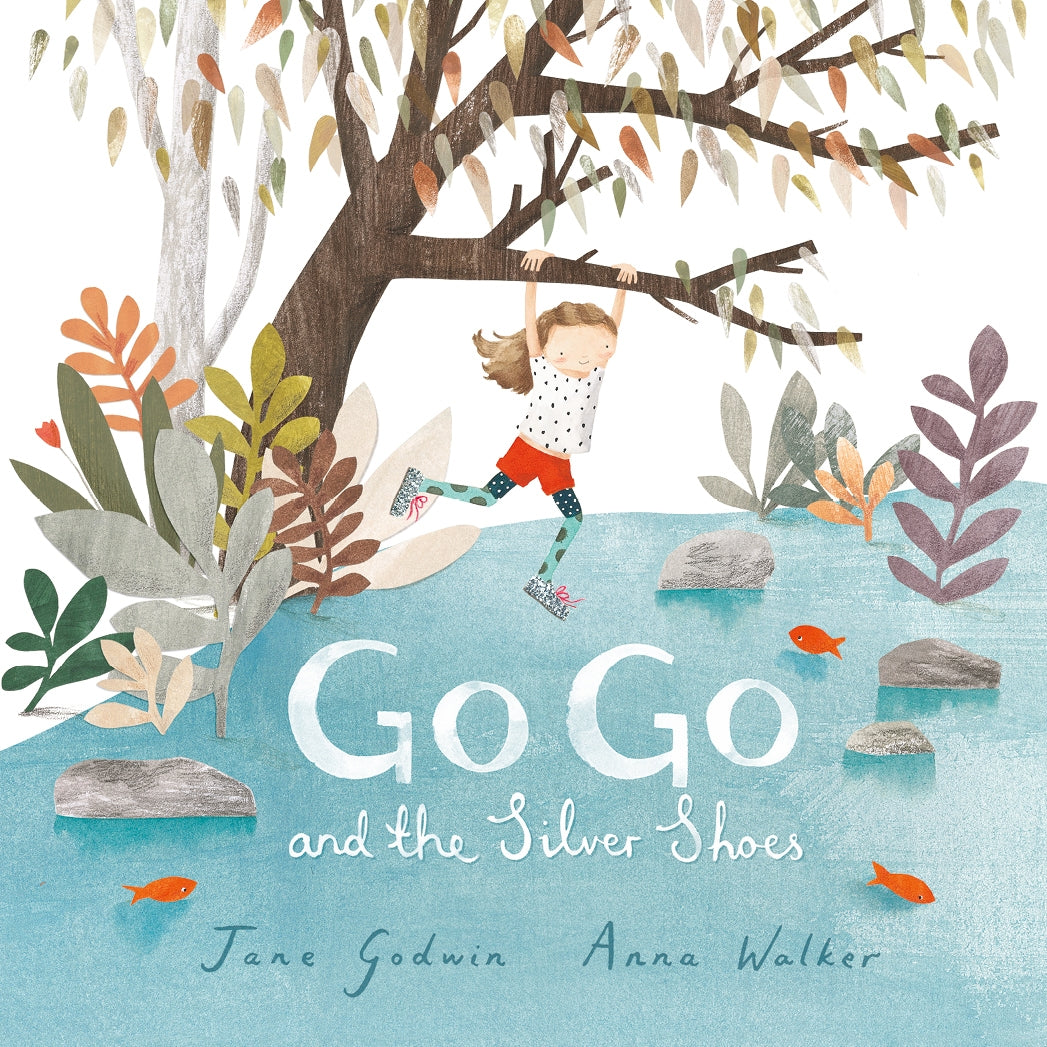 Go-Go and the Silver Shoes book at Little Sprout
