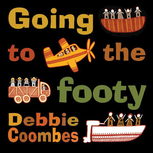 Going to the Footy book