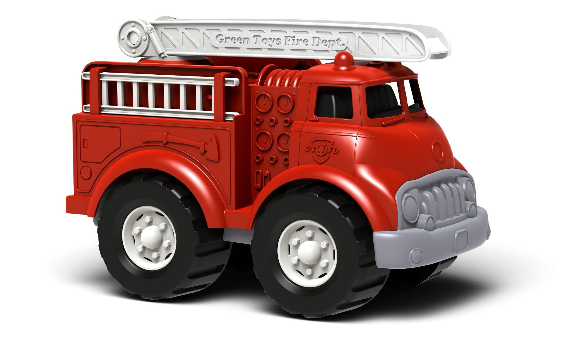 Green Toys Eco Friendly Fire Truck at Little Sprout