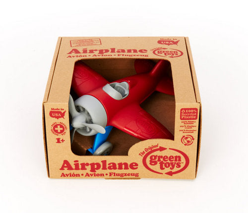 Green Toys Airplane available at Little Sprout